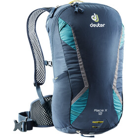 Deuter Race X Rygsæk 12 liter, navy-denim